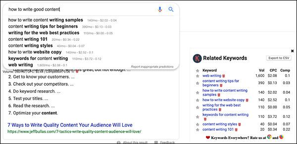Chọn chủ đề trên google